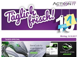 ActionIT Distribution - Seagate-Special