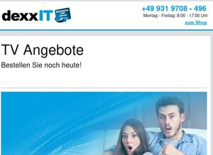 TV Entertainment - Angebote bei dexxIT