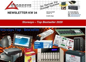 Storesys – Top Bestseller 2020