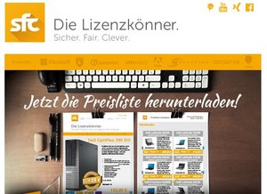 Sicher. Fair. Clever: IT-Remarketing von SFC