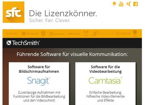 TechSmith – Führende Software für visuelle Kommunikation