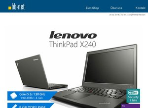 Lenovo 1. Wahl Angebote bei tecXL  > ThinkPad X240 > T440s > T420 > passende Dockingstations > ThinkCentre M83 MT und M92p SFF