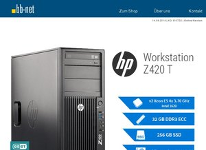 tecXL Angebote am Dienstag > HP Z420 T > HP EliteDisplay E231 > HP EliteDisplay E221c > Dell Optiplex 9030 23 AIO > Lenovo ThinkCentre M90p SFF