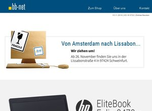 tecXL Angebote am Donnerstag > HP EliteBook Folio 9470m  > Fujitsu LIFEBOOK S752  > Lenovo ThinkPad T440p > Hyundai Pentino H81 MT  > Fujitsu CELSIUS W380 T >  HP EliteDisplay E231